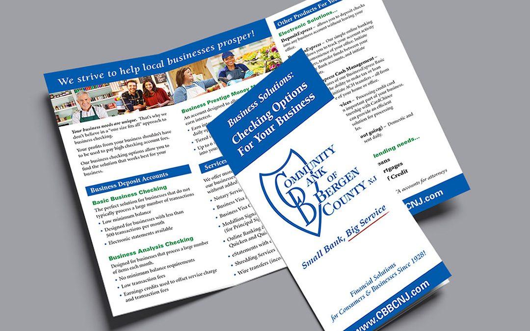 CBBCNJ Trifold Brochure