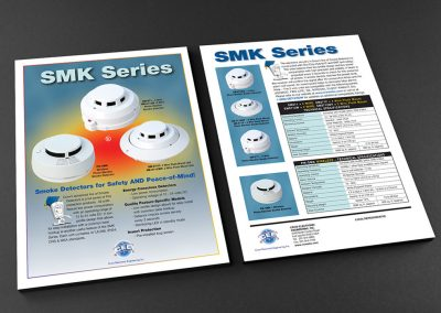 Crow Smoke Detectors Product Sheet
