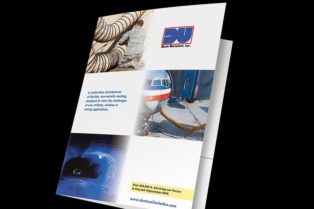 DU Technologies Presentation Folder