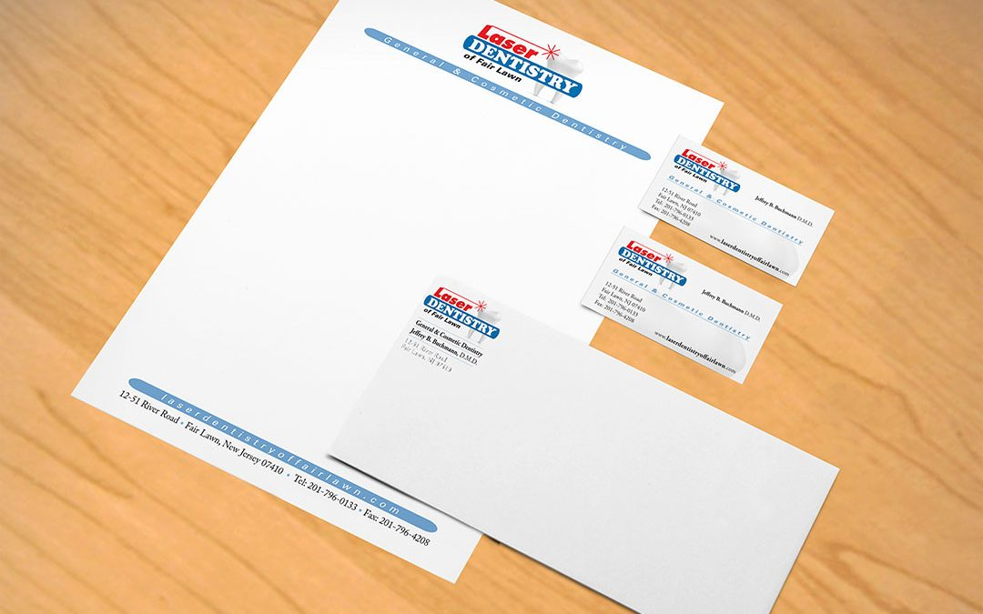 Laser Dentistry Stationery