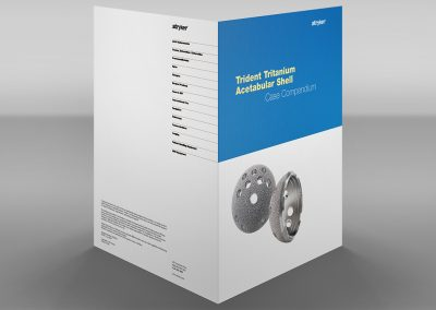 Stryker Trident Presentation Folder