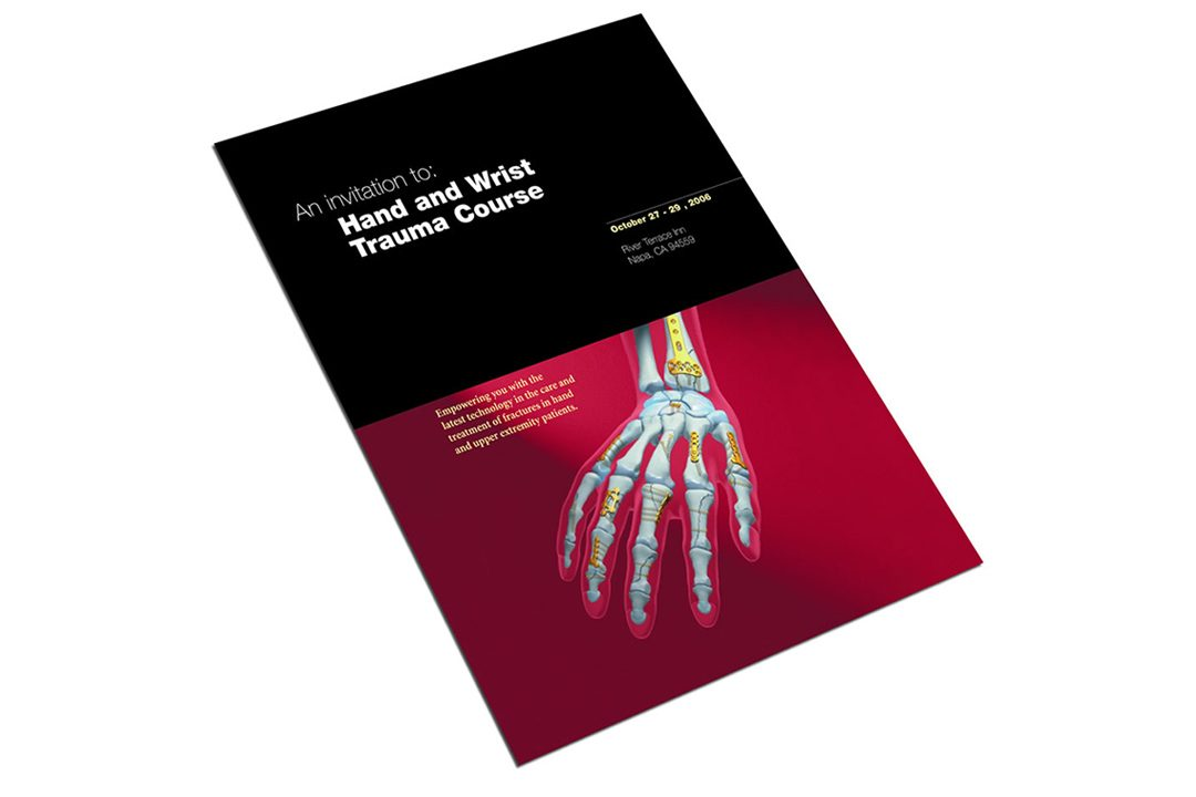 Stryker Hand Trauma Conference