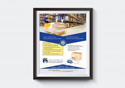Swan Packaging Sheet
