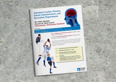 Valley Hospital Concussion Conference