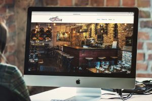 Scolapasta Bistro Website
